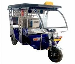 Super Deluxe Battery Operated Rickshaw