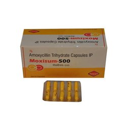 Amoxicillin Trihydrate Capsule