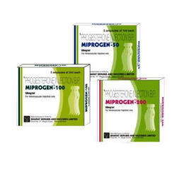 Miprogen 100/200/400mg Capsule, Packaging Type: Strip, for Commercial