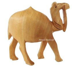 Wooden Plain Camel