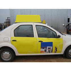 Taxicab Advertising