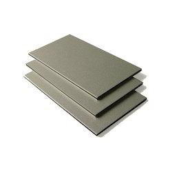 Grey ACP Sheet, Thickness: 3 & 4 mm