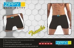 5 Colors In 10 Pieces Cotton Mens Underwear Backpatty Trunks