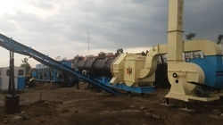Stationary Asphalt Drum Mixing Plant