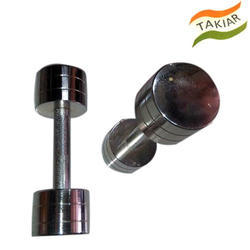 Steel Chrome Dumbbell