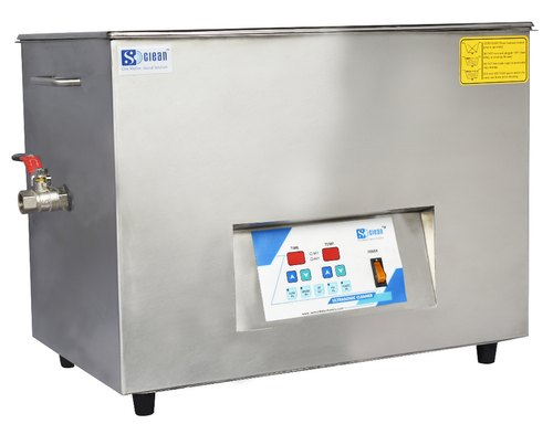 Automated Ultrasonic Cleaning Machine