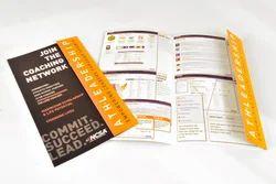 Pamphlet Printing Service, Dimension / Size: A4 Size