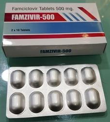 Famciclovir 500mg Tablets