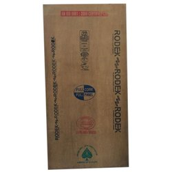 Poplar Brown Rodex Redcore plywood, Thickness: 19mm, Size: 8x4