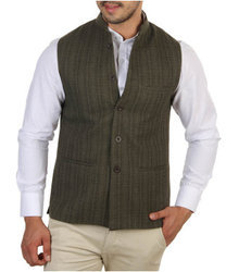 Platinum Studio Olive Waist Coat