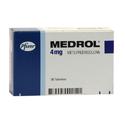Medrol (Methylprednisolone Tablet)