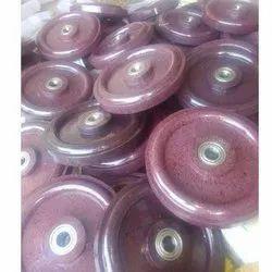 Hard Polymer Trolley Wheels