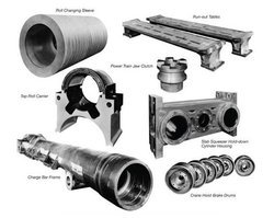 MS Rolling Mills Spare Parts For The Steel Plants