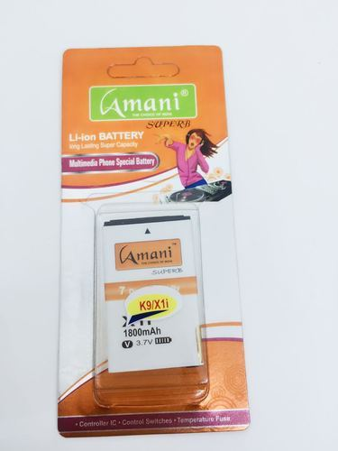 Amani Battery For Micromax X1i