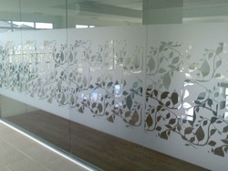 Decorative Film Glass
