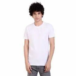 White Mens T-Shirts
