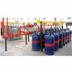 LPG Lot Manifold Installation Service