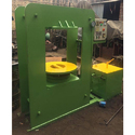 Mukesh Mild Steel Tyre Flap Hydraulic Press, Capacity: 5-10 Ton