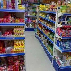 Retail Display Racks In Delhi खुदरा सामान की रैक दिल्ली