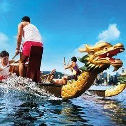 Dragon Paddle Boat