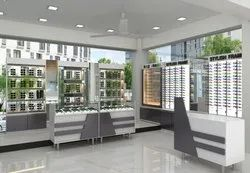 Economical Optical Showroom Design