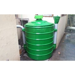 1 Cubic Meter Waste Management & Biogas Storage Tank