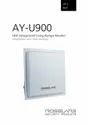 Access Control Ay-U900 Uhf Integrated Long-Range Reader