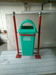 Outdoor Dustbin Size 80 Ltr