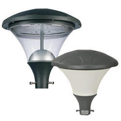 LED Post Top Planet Light