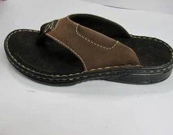 Men's Light Soles Leather Spring / Summer Comfort Sandals Walking Shoes Black / Brown / Khaki