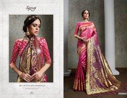 Stylish Party  Printed Designer  Saree