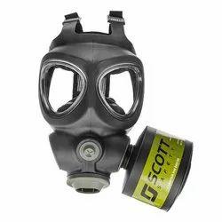 Scott Chemical Full Faced Mask
