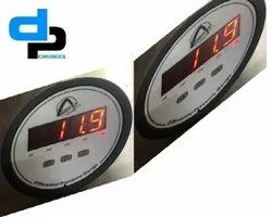 Aerosense Digital Differential Pressure Gauge Model CDPG -4L-LED Range 0-1000 PA