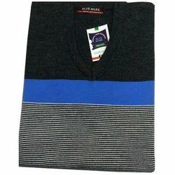Blue Mark Multicolor Boys V Neck Sweater