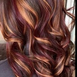 Hair Colouring And Highlights Services