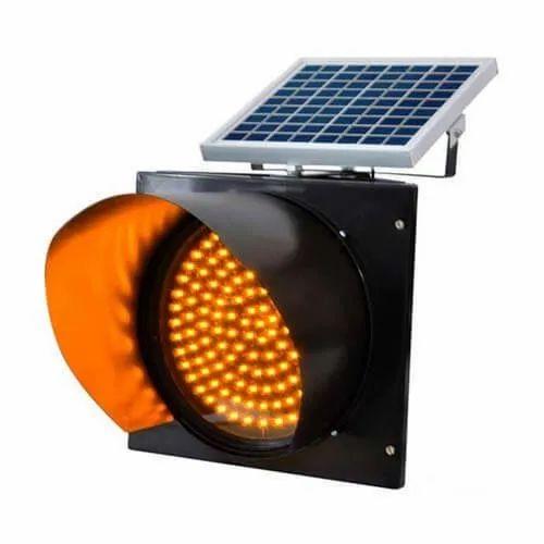 Solar LED Traffic Blinker Charge Controller