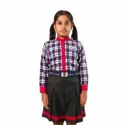 Sword Vintage Clothing Cotton Girls School Uniform