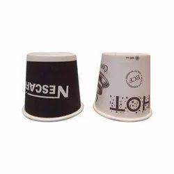 100ml Printed Tea Paper Cup, Packaging Type: Packet