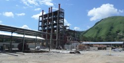 Vertical Shaft Kiln for Cement Plant