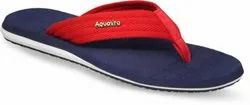 Gender: Men Daily wear Aqualite fashon casual rubber slipper, Size: 6 To 10