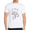 Ganpati Printed T-shirt