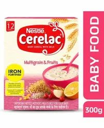 Nestle Cerelac Fortified Baby Cereal With Milk Multi Grain And Fruits