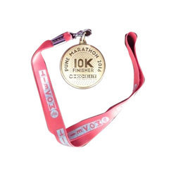 Custom Running Medals