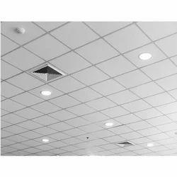 Designer Grid Ceiling