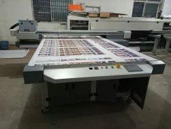 Sunpack Printing Machine UV