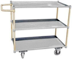 Multi Shelf Trolley