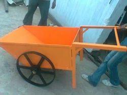 Double Wheel Barrow