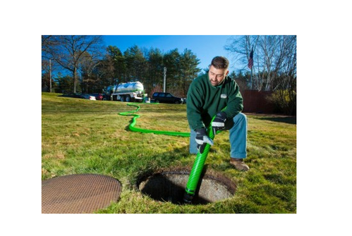 Septic Tank Cleaning, Tank Cleaning Services - Metro