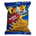 Spicy Flavoured Chips, Packaging Type: Packet