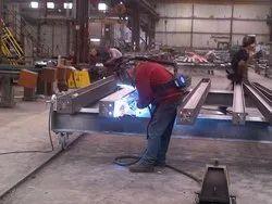 Column ASME Structure Steel Fabrication